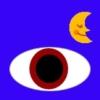 夜盲症イラスト