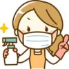 インフルエンザの感染経路、症状、感染対策、予防、消毒方法